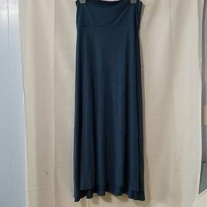LulaRoe Maxi Skirt Sz M